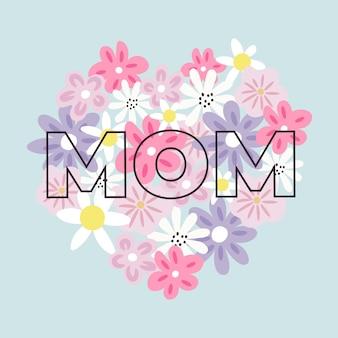 Праздник цветочного мамы