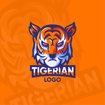 Иллюстрация концепции талисмана логотипа