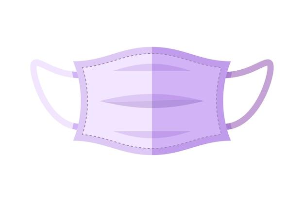 Медицинская маска для покрытия рта и носа