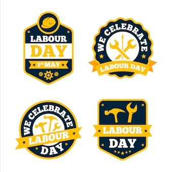 Коллекция лейбла день труда