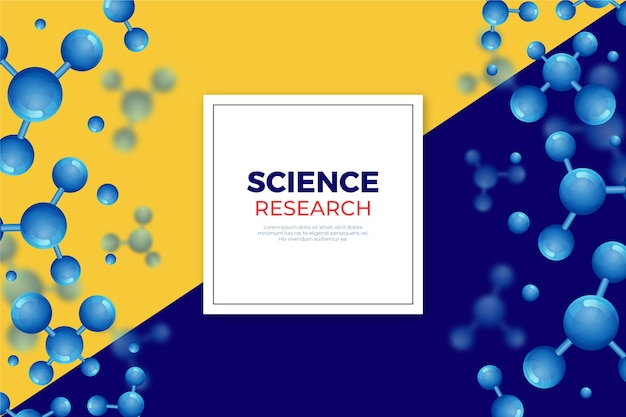 現実的な科学の背景