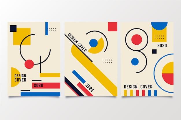 Графический дизайн обложки глюка коллекции