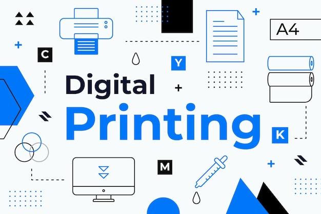 Концепция цифровой печати