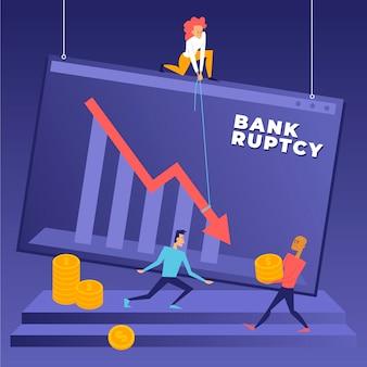 Концепция банкротства