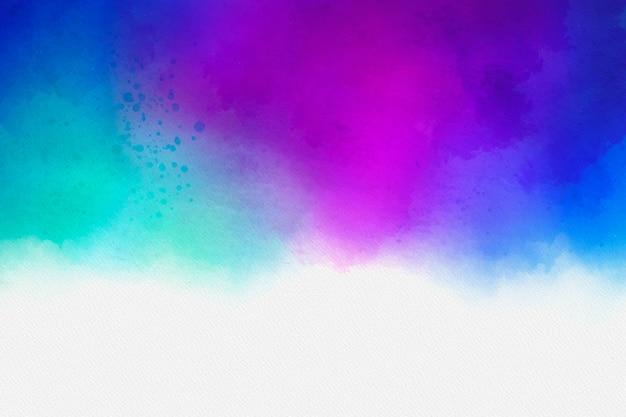 カラフルな水彩背景