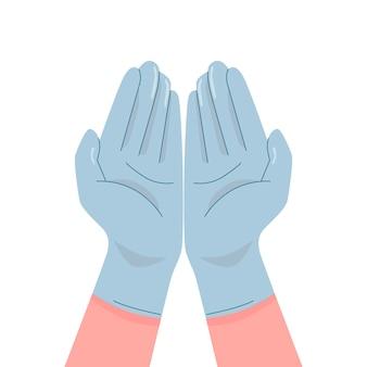 保護手袋のコンセプト