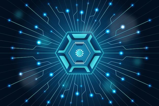 未来の技術の背景