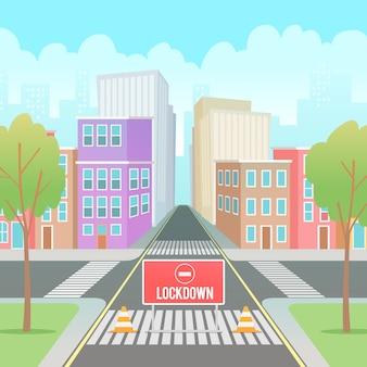 Концепция пустого города