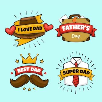 Ручной обращается ярлыки день отца