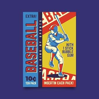 Спортивный дизайн плаката