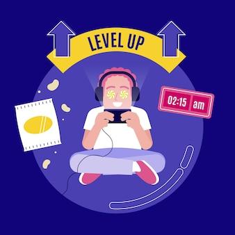 Зависимость от онлайн-игр