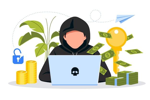 Концепция хакерской деятельности