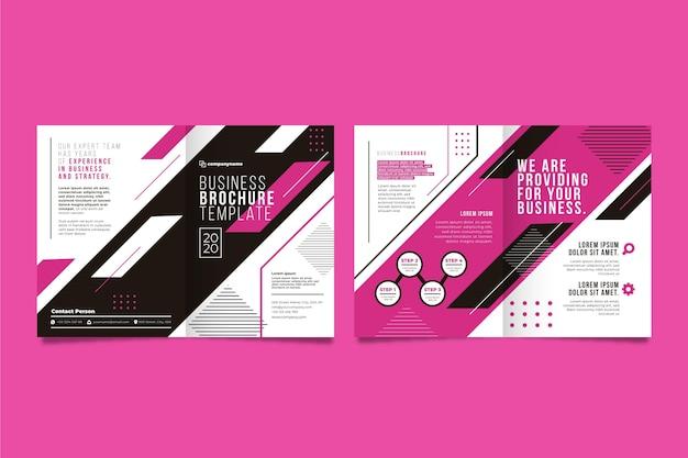 Концепция бизнес брошюры