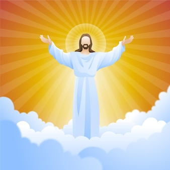神の子の昇天復活の日