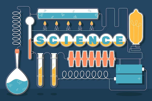 科学単語の概念