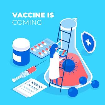 等尺性コロナウイルス解毒剤の開発