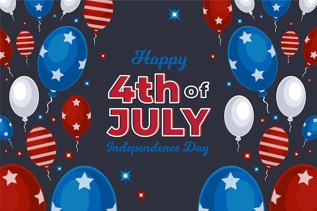 День независимости дизайн фона