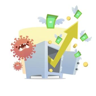 コロナウイルス後に経済を再開する