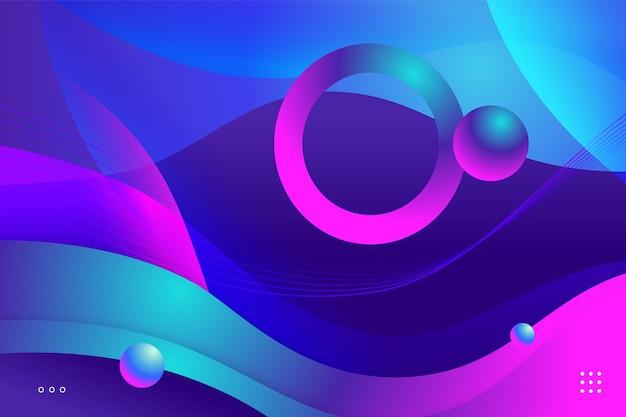 抽象的な背景のコンセプト