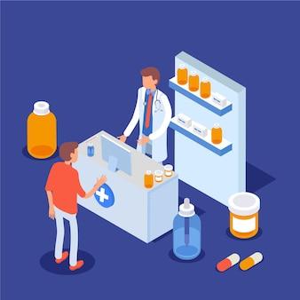等尺性薬局のコンセプト