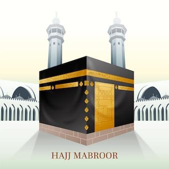 Реалистичная концепция исламского паломничества