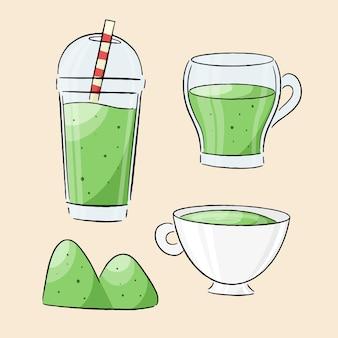 抹茶コレクションのコンセプト