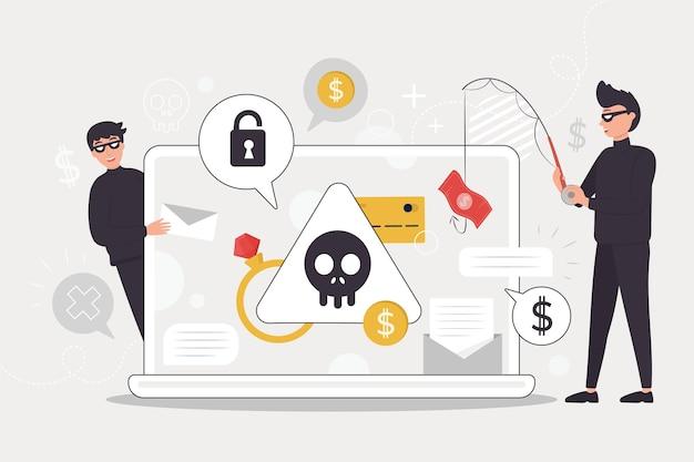 Хакерская деятельность
