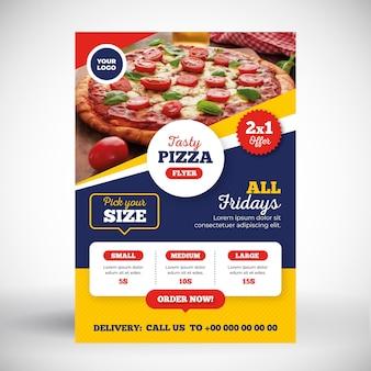 Концепция пиццы