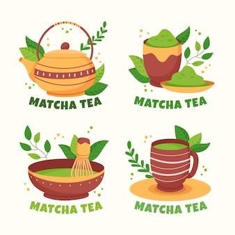 Чайные значки