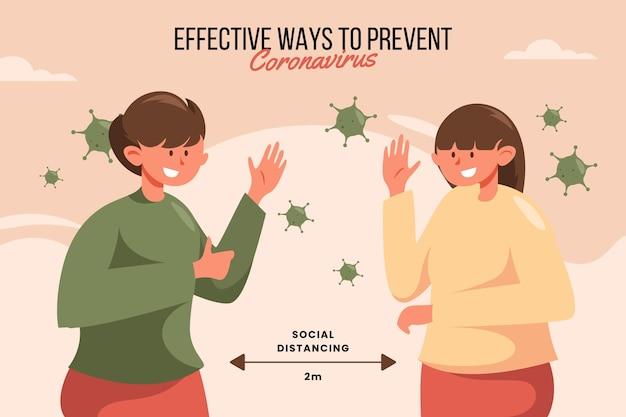 コロナウイルスを防ぐ効果的な方法