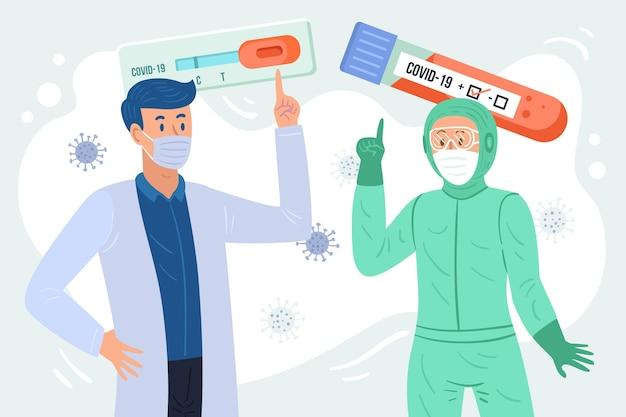 Тип теста на коронавирус