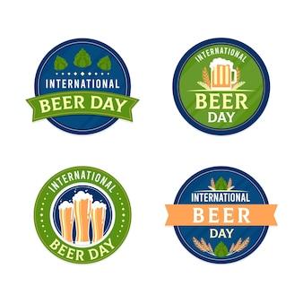 Международный день пива значки