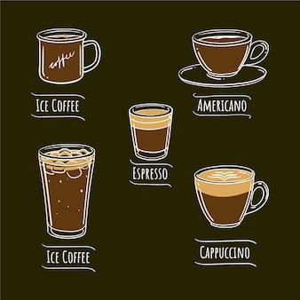 ビンテージコーヒーの種類