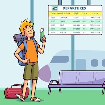 Концепция отмененного рейса