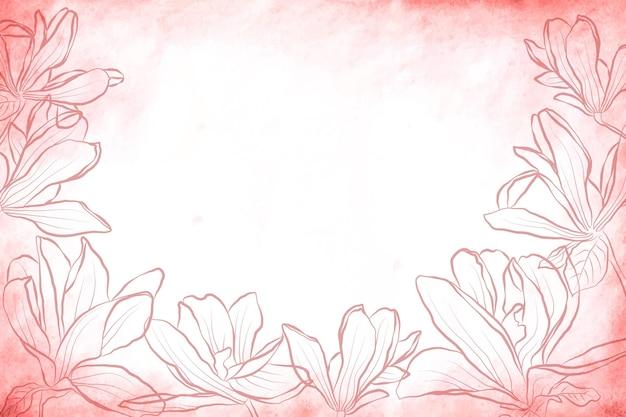 Порошок пастельных элементов фона дизайн