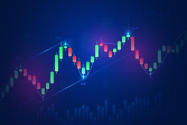 Форекс торговая концепция фона