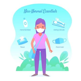 Должны быть предметы для предотвращения коронавируса