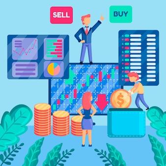 証券取引所データ