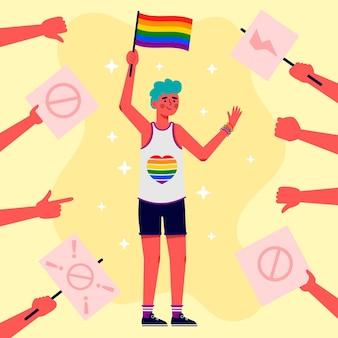 同性愛嫌悪の概念をやめる