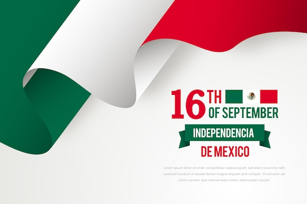 現実的な独立したメキシコ