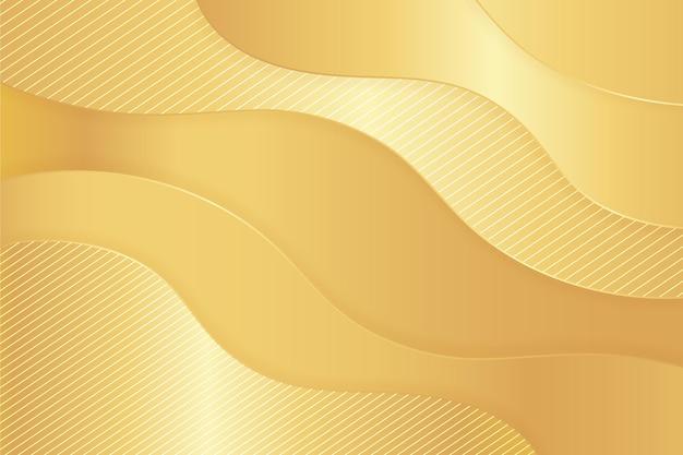 ゴールドの豪華な背景のコンセプト