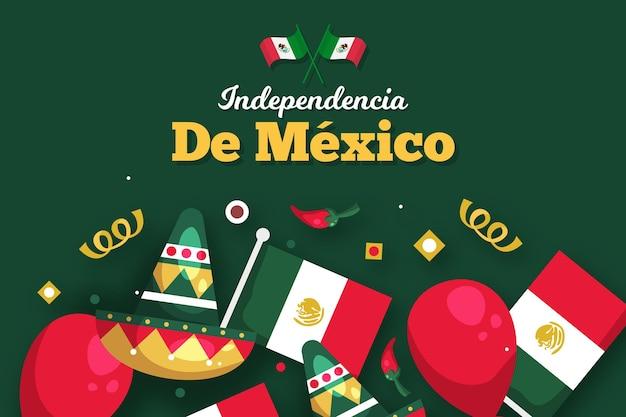インデペンデンシアデメキシコバルーン壁紙