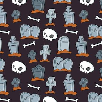 Ручной обращается хэллоуин картина