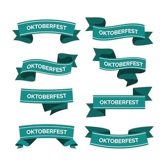 Набор лент октоберфест