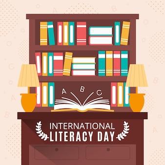 国際識字デーイベント