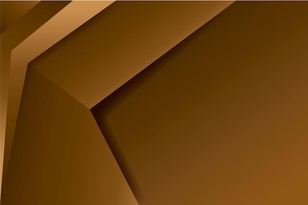 Золотой роскошный дизайн фона