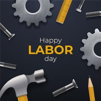 アメリカのハッピー労働者の日