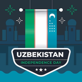ウズベキスタンの独立記念日