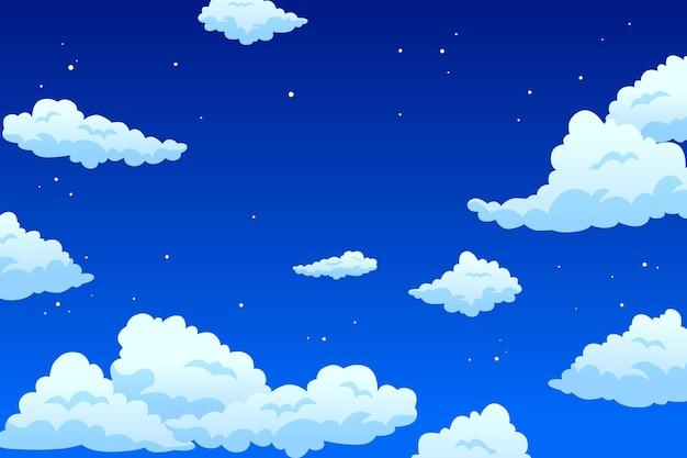 ビデオ会議用の空の背景