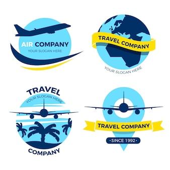旅行ロゴコレクション